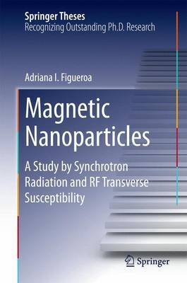 Magnetic Nanoparticles: A Study by Synchrotron Radiation and RF Transverse Susceptibility