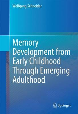 Memory Development from Early Childhood Through Emerging Adulthood