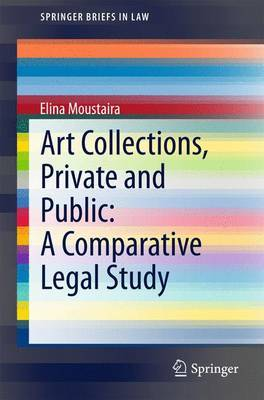 Art Collections, Private and Public: A Comparative Legal Study