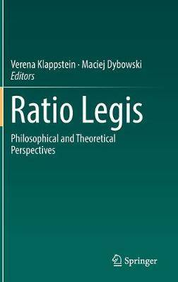 Ratio Legis: Philosophical and Theoretical Perspectives