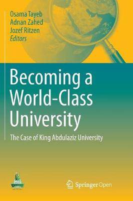 Becoming a World-Class University: The case of King Abdulaziz University