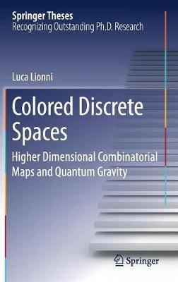 Colored Discrete Spaces: Higher Dimensional Combinatorial Maps and Quantum Gravity