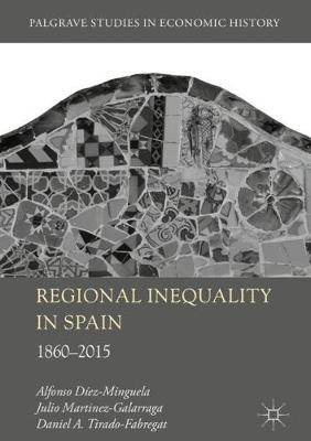 Regional Inequality in Spain: 1860-2015