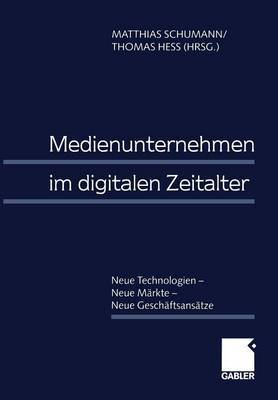 Medienunternehmen im Digitalen Zeitalter