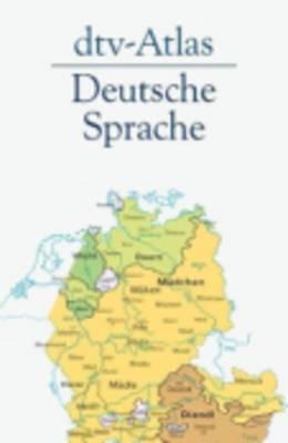 Dtv-Atlas Zur Deutschen Sprache