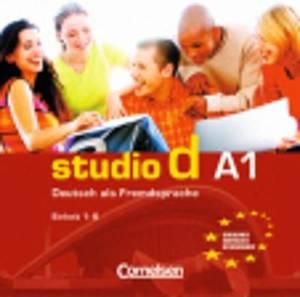 Studio D in Teilbanden: CD A1 (Einheit 1-6)