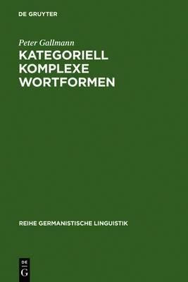 Kategoriell Komplexe Wortformen