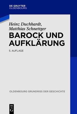 Barock Und Aufklarung