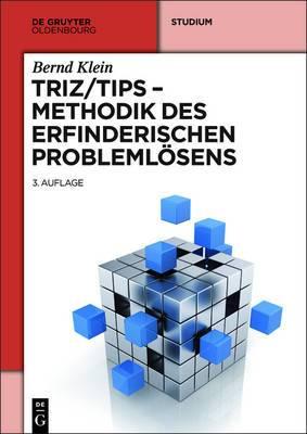 Triz/Tips - Methodik Des Erfinderischen Probleml sens