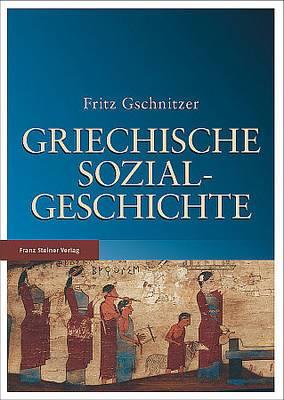 Griechische Sozialgeschichte: Von Der Mykenischen Bis Zum Ausgang Der Klassischen Zeit