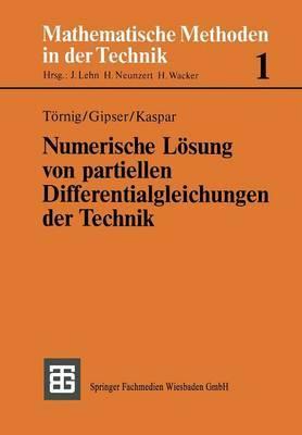 Numerische Losung Von Partiellen Differentialgleichungen Der Technik