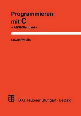 Programmieren Mit C: ANSI-Standard