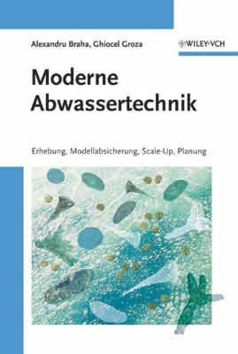 Moderne Abwassertechnik: Erhebung, Modellabsicherung, Scale-up, Planung