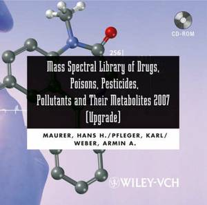 Mass Spectral Library of Drugs, Poisons, Pesticides, Pollutants and Their Metabolites: Upgrade