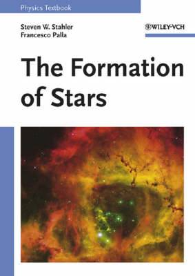 The Formation of Stars
