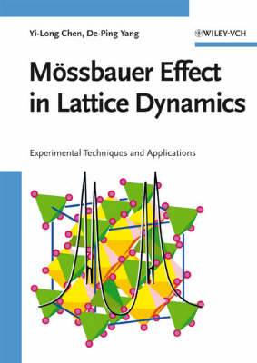 Mossbauer Effect in Lattice Dynamics: Experimental Techniques and Applications