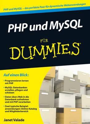 PHP 5.4 und MySQL 5.6 Fur Dummies
