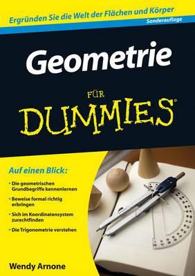 Geometrie Fur Dummies Sonderausgabe