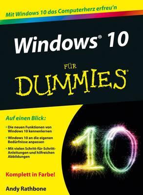 Windows 10 Fur Dummies
