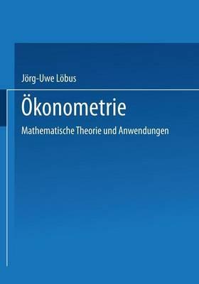 Okonometrie: Mathematische Theorie Und Anwendungen