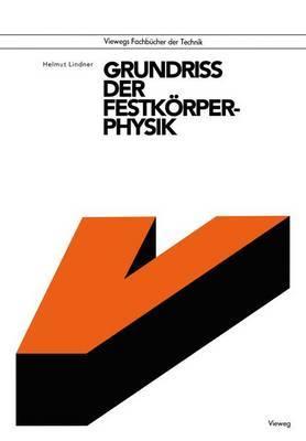 Grundriss der Festkorperphysik