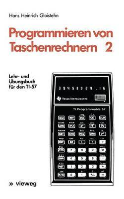 Programmieren von Taschenrechnern: 2
