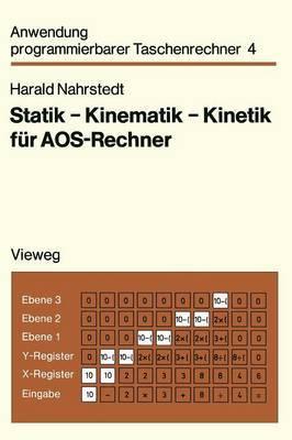 Statik Kinematik Kinetik Fur Aos-Rechner