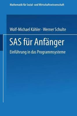 SAS Fur Anfanger