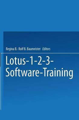 Lotus 1-2-3 Software Training