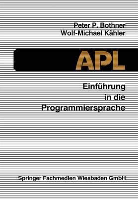 Einf hrung in Die Programmiersprache APL