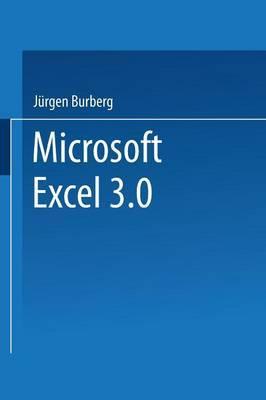 Microsoft(r) Excel 3. 0