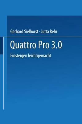 Quattro Pro 3.0