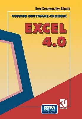 Vieweg Software-Trainer Excel 4.0