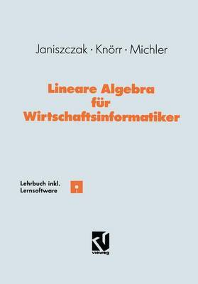 Lineare Algebra Fur Wirtschaftsinformatiker