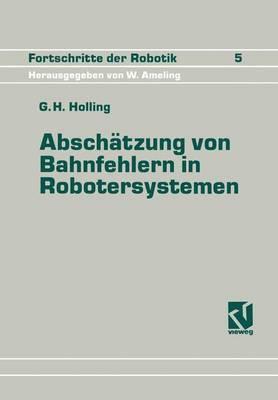 Abschatzung von Bahnfehlern in Robotersystemen