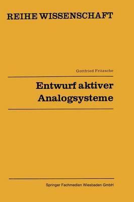 Entwurf Aktiver Analogsysteme: Netzwerke III