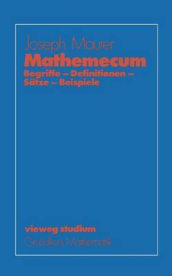 Mathemecum: Begriffe Definitionen Satze Beispiele