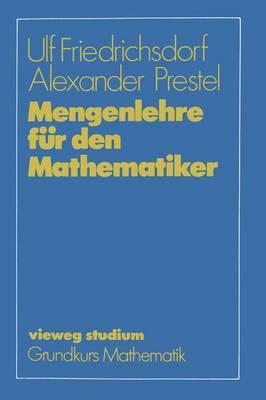 Mengenlehre Fur Den Mathematiker