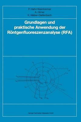 Grundlagen Und Praktische Anwendung Der Rontgenfluoreszenzanalyse (Rfa)