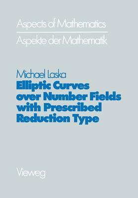 Elliptic Curves Over Number Fields with Prescribed Reduction Type