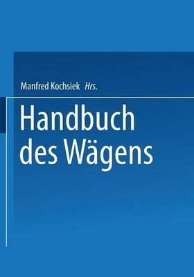 Handbuch Des Wagens