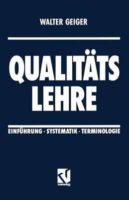 Qualitats Lehre
