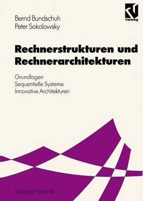Rechnerstrukturen Und Rechnerarchitekturen