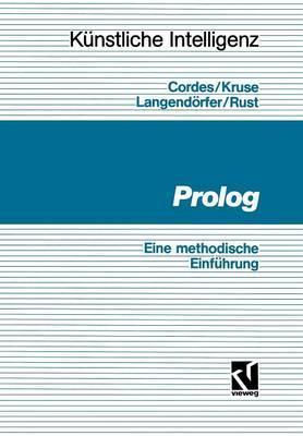 PROLOG: Eine Methodische Einf hrung