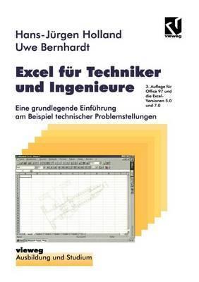 Excel Fur Techniker Und Ingenieure: Eine Grundlegende Einfuhrung Am Beispiel Technischer Problemstellungen