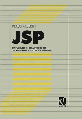 JSP: Einfuhrung in die Methode des Jackson Structured Programming