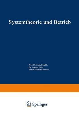 Systemtheorie Und Betrieb