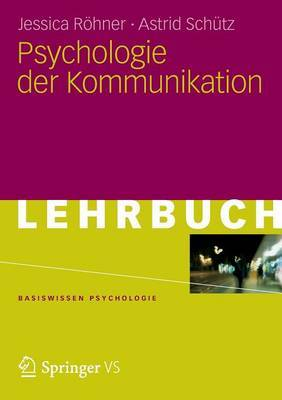 Psychologie Der Kommunikation