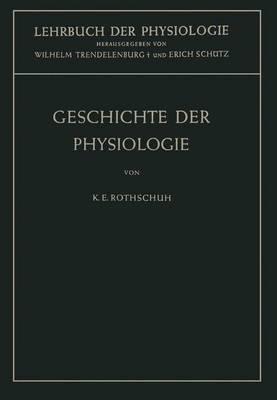 Geschichte Der Physiologie