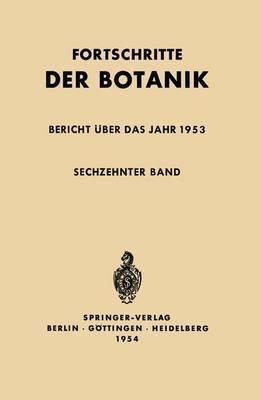 Bericht Uber Das Jahr 1953